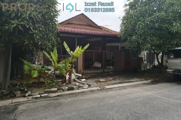 For Sale Semi-Detached at Taman Desa Kemuning, Kota Kemuning Freehold Semi Furnished 4R/3B 470k