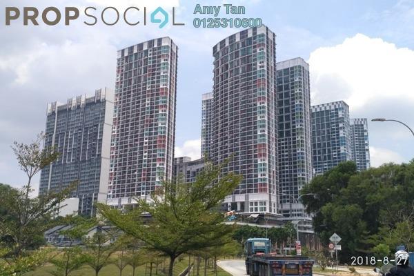 For Sale SoHo/Studio at i-City, Shah Alam Freehold Semi Furnished 0R/0B 255k
