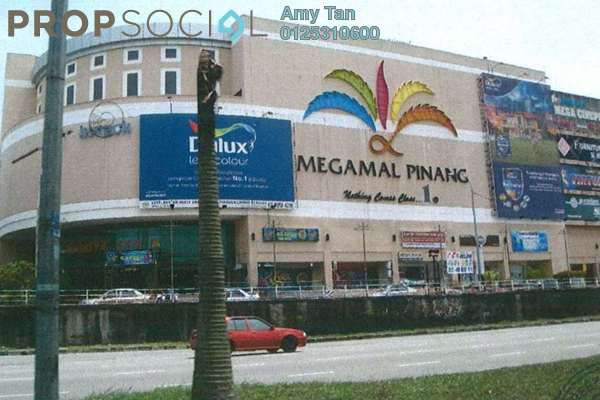 For Sale Shop at Megamal Pinang, Seberang Jaya Freehold Semi Furnished 0R/0B 56.7k