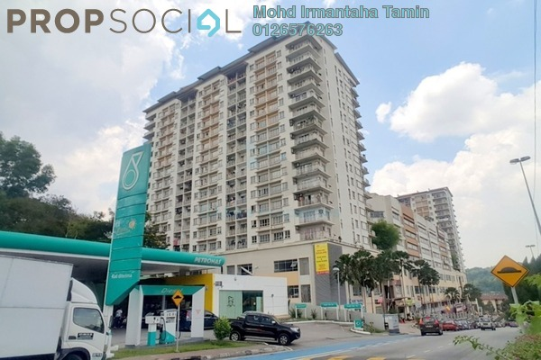 For Sale Condominium at Park Avenue, Damansara Damai Freehold Unfurnished 3R/2B 350k