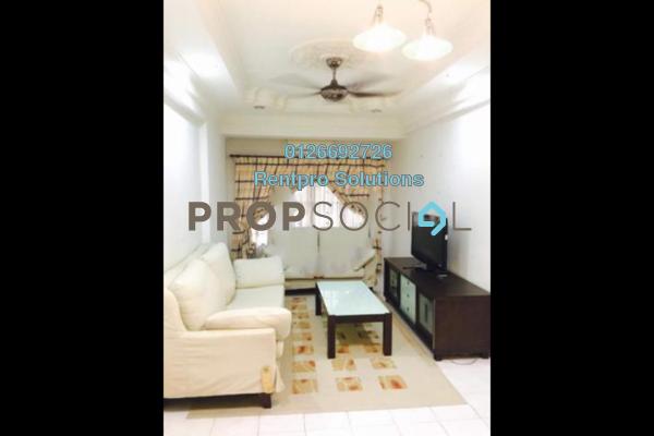 For Rent Condominium at Bayu Tasik 1, Bandar Sri Permaisuri Freehold Fully Furnished 3R/2B 1.75k