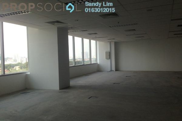 For Rent Office at Menara LGB, TTDI Freehold Unfurnished 0R/0B 87.9k