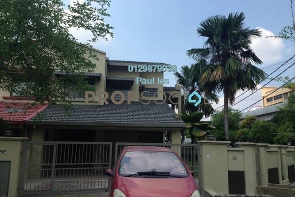 For Sale Terrace at PJS 9, Bandar Sunway Freehold Semi Furnished 4R/3B 1.29m