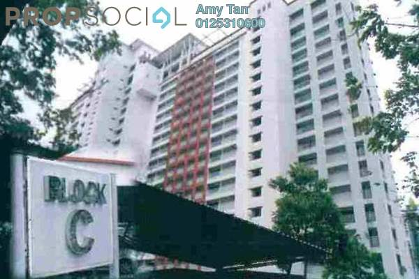 For Sale Condominium at Vista Amani, Bandar Sri Permaisuri Freehold Semi Furnished 0R/0B 430k
