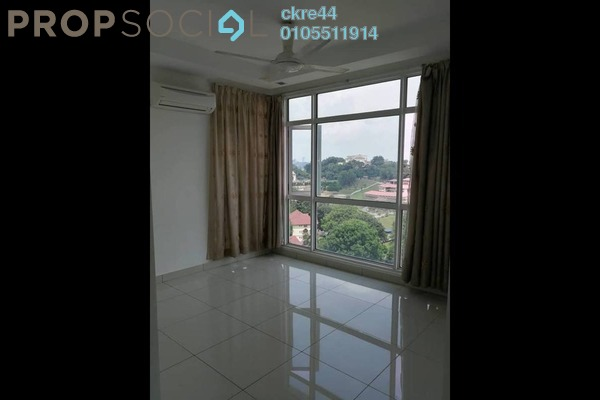 For Sale Condominium at Central Residence, Sungai Besi Freehold Semi Furnished 2R/2B 596k