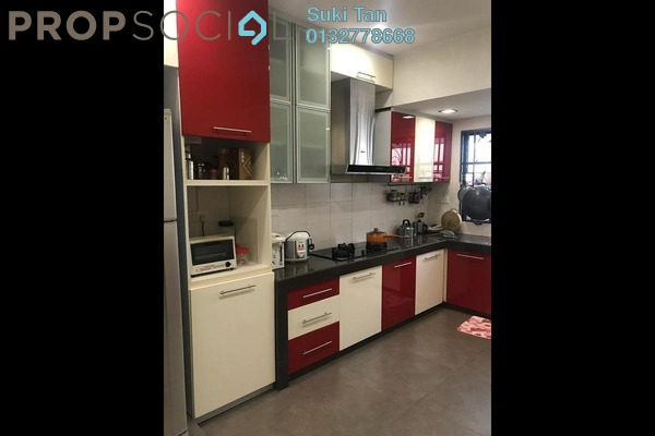For Sale Terrace at Flora Impian, Segambut Freehold Semi Furnished 5R/4B 1.03m