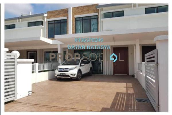 For Sale Terrace at Ceria Residences, Cyberjaya Freehold Semi Furnished 4R/3B 800k