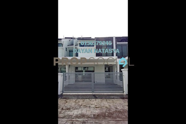 For Sale Terrace at Ceria Residences, Cyberjaya Freehold Unfurnished 5R/5B 929k