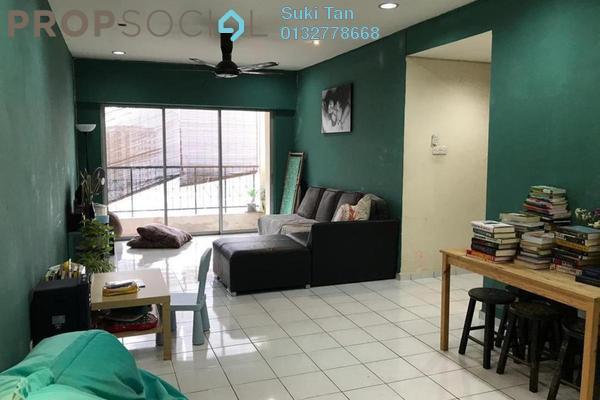 For Sale Apartment at Menara Menjalara, Bandar Menjalara Freehold Semi Furnished 3R/2B 435k