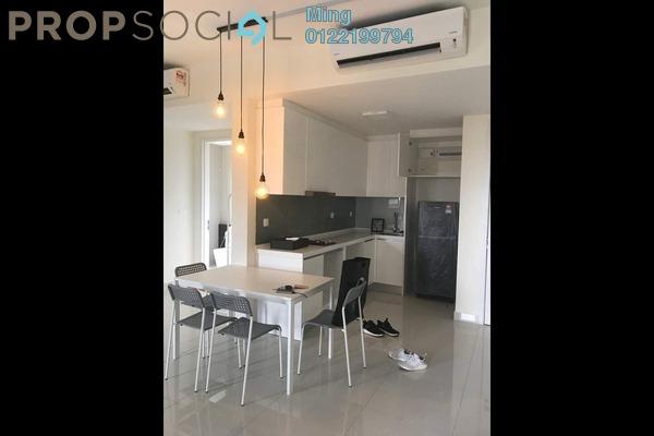 For Rent Condominium at Tropicana Metropark, Subang Jaya Freehold Fully Furnished 0R/1B 1.6k