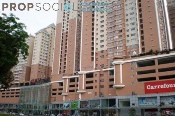 For Rent Condominium at Rhythm Avenue, UEP Subang Jaya Freehold Fully Furnished 1R/1B 1.3k