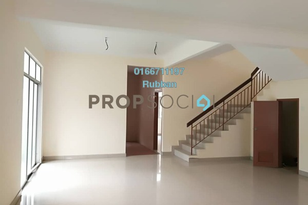 For Sale Terrace at PU12, Bandar Puchong Utama Freehold Unfurnished 4R/3B 960k