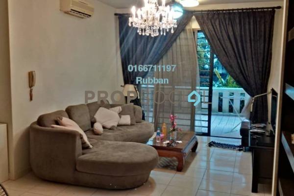 For Rent Condominium at Casa Kiara I, Mont Kiara Freehold Fully Furnished 4R/3B 2.55k