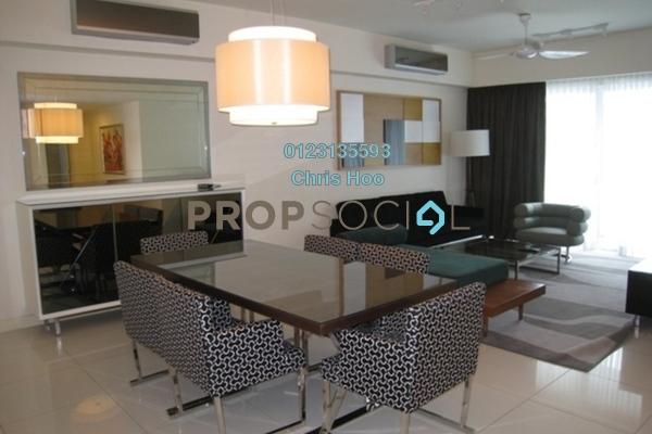 For Sale Condominium at Tiffani Kiara, Mont Kiara Freehold Fully Furnished 3R/3B 1.2m