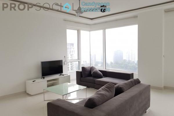 For Rent Condominium at Verticas Residensi, Bukit Ceylon Freehold Fully Furnished 4R/5B 6.5k