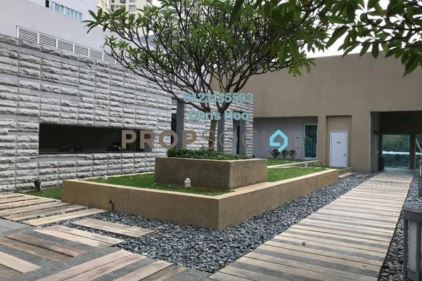 For Rent Condominium at Tiffani Kiara, Mont Kiara Freehold Fully Furnished 1R/2B 3.6k