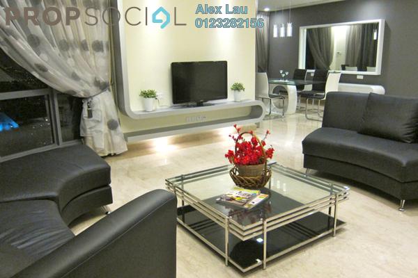 For Rent Condominium at 11 Mont Kiara, Mont Kiara Freehold Fully Furnished 4R/5B 12.5k