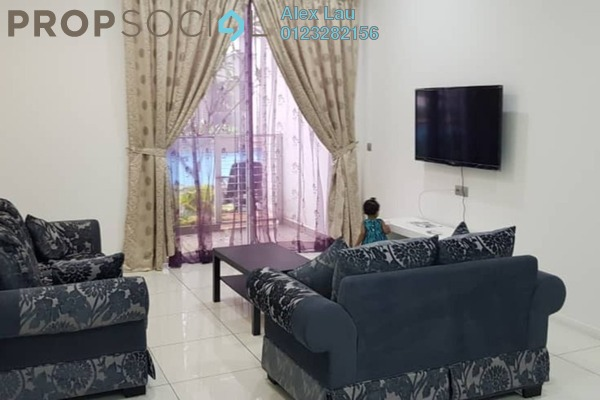 For Rent Condominium at M Suites, Ampang Hilir Freehold Fully Furnished 2R/2B 3.4k