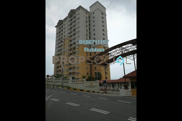 For Sale Apartment at Puteri Bayu, Bandar Puteri Puchong Freehold Fully Furnished 3R/2B 420k