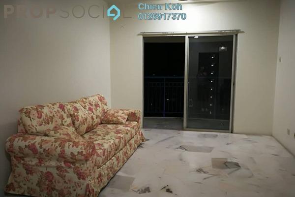 For Sale Apartment at Kenanga Apartment, Pusat Bandar Puchong Freehold Semi Furnished 3R/2B 360k