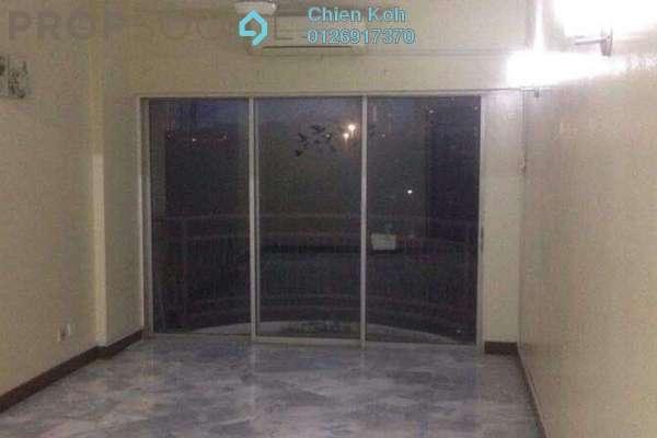 For Sale Apartment at Abadi Indah Apartment, Taman Desa Freehold Semi Furnished 3R/2B 317k