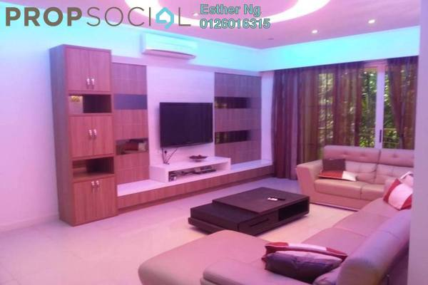 For Rent Condominium at Kiaramas Cendana, Mont Kiara Freehold Fully Furnished 4R/4B 5k