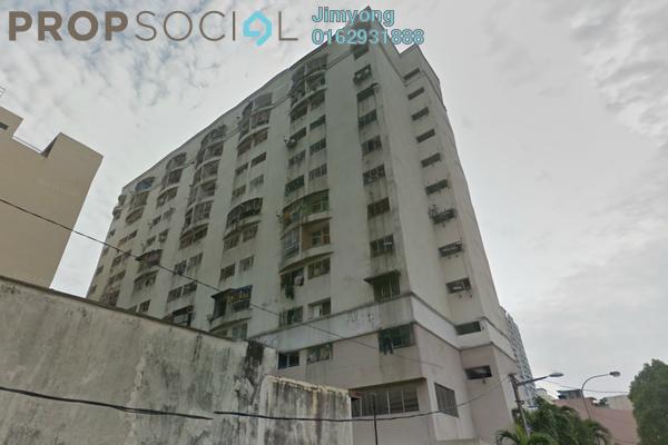 For Rent Condominium at Menara Putra, Putra Freehold Semi Furnished 3R/2B 2.2k