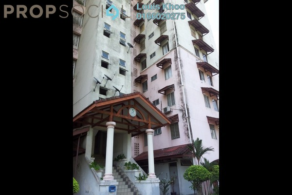 For Sale Condominium at Ixora Apartment, Pudu Freehold Unfurnished 3R/2B 350k