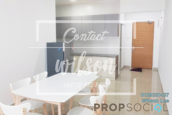 For Sale Condominium at Pearl Suria, Old Klang Road Freehold Fully Furnished 3R/2B 750k