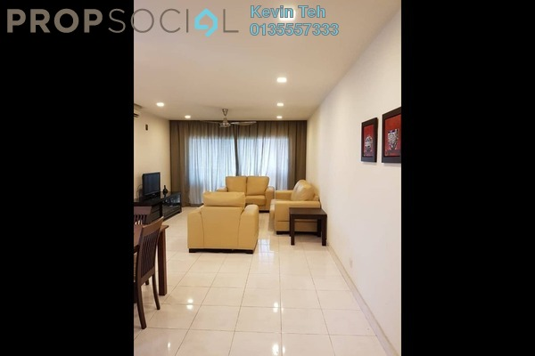 For Sale Condominium at Kiara Designer Suites, Mont Kiara Freehold Fully Furnished 3R/0B 850k