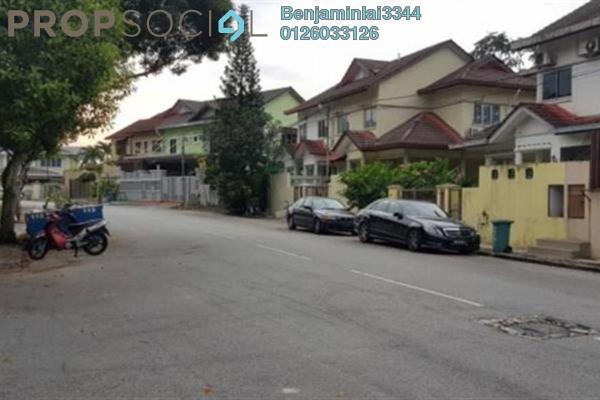 For Sale Semi-Detached at Desa Villas, Wangsa Maju Freehold Unfurnished 4R/3B 1.9m