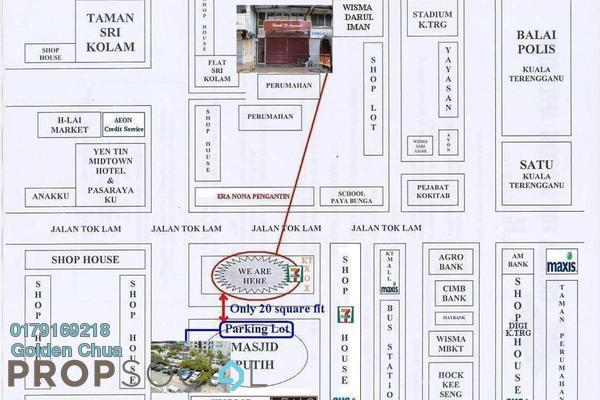 For Rent Office at Taman Desa Jaya, Kuala Terengganu Freehold Semi Furnished 4R/2B 700translationmissing:en.pricing.unit