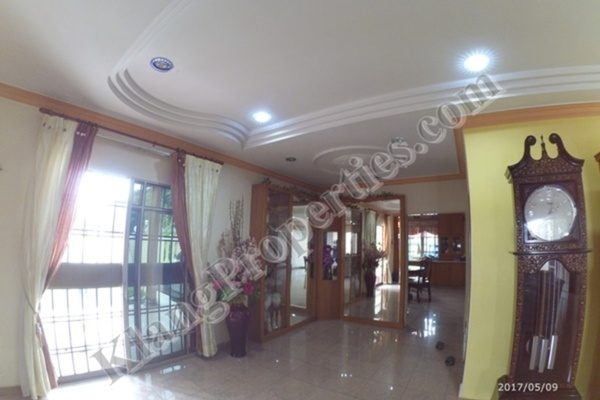 For Sale Terrace at Taman Bayu Perdana, Klang Freehold Fully Furnished 5R/4B 798k