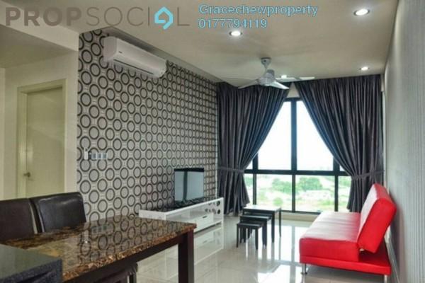 For Rent Apartment at Impiana Residences, Iskandar Puteri (Nusajaya) Freehold Fully Furnished 1R/1B 1.58k
