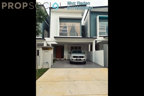 For Rent Terrace at Tropicana Cheras, Kajang Freehold Semi Furnished 4R/3B 2.5k