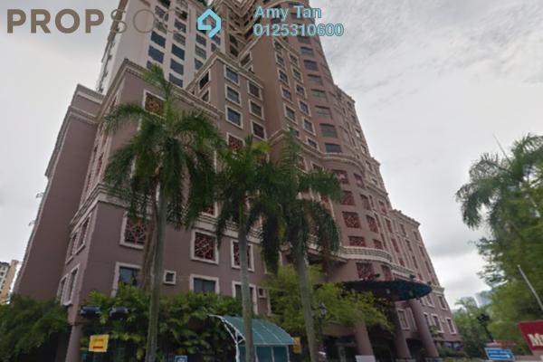 For Sale Office at Menara Mutiara Bangsar, Bangsar Freehold Semi Furnished 0R/0B 260k