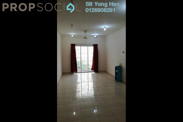 For Rent Condominium at Kristal Heights, Shah Alam Freehold Unfurnished 3R/2B 1.5k