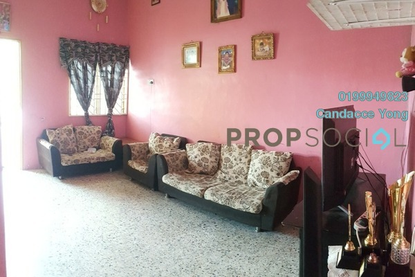 For Sale Terrace at Taman Sri Wangi, Kapar Freehold Semi Furnished 3R/2B 260k