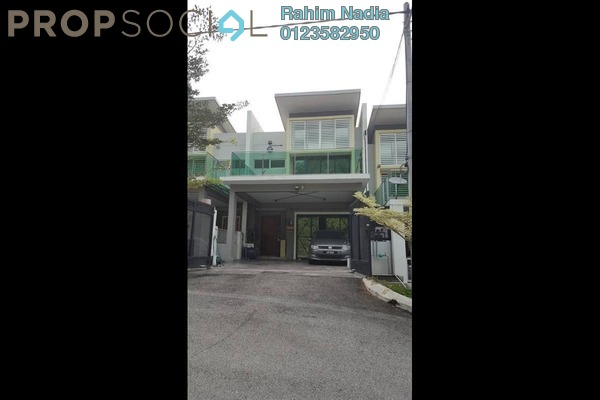 For Sale Terrace at Mutiara Keruing, Kajang Freehold Semi Furnished 4R/4B 680k