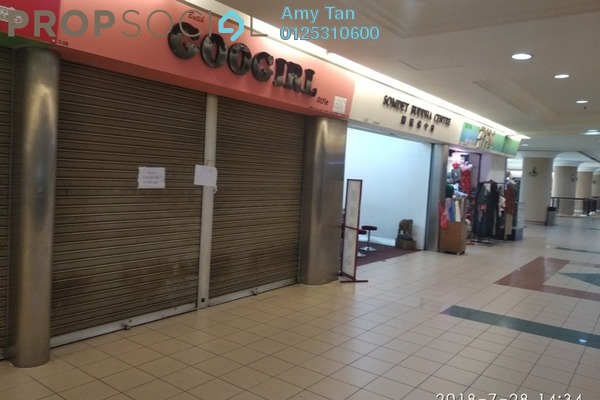 For Sale Shop at Jalan Tun Ismail, Kuantan Freehold Semi Furnished 0R/0B 315k