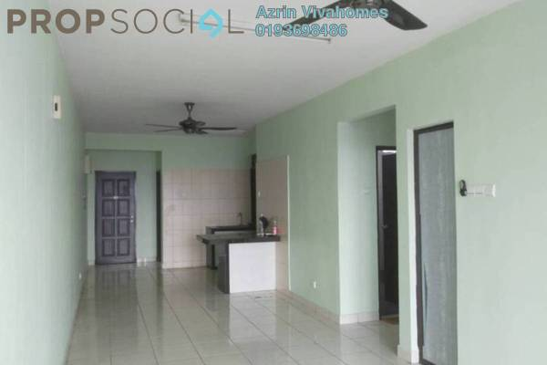 For Sale Condominium at Indah Alam, Shah Alam Freehold Unfurnished 3R/2B 450k