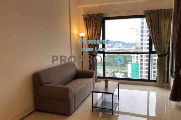 For Rent Serviced Residence at BayBerry Serviced Residence @ Tropicana Gardens, Kota Damansara Freehold Fully Furnished 0R/1B 2.5k