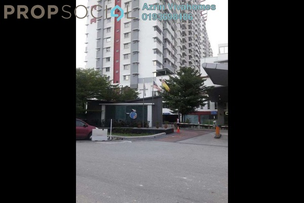 For Sale Serviced Residence at Koi Kinrara, Bandar Puchong Jaya Freehold Fully Furnished 3R/2B 470k