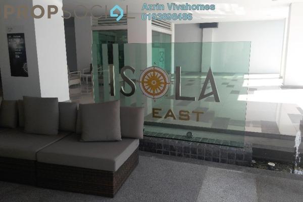 For Sale Condominium at Isola, Subang Jaya Freehold Semi Furnished 4R/4B 1.5m