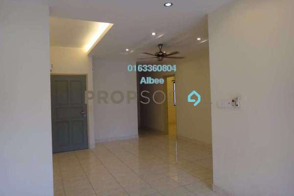 For Rent Condominium at Casa Indah 1, Tropicana Freehold Semi Furnished 3R/3B 2.5k
