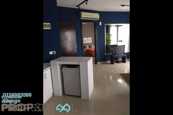 For Sale Condominium at PJ8, Petaling Jaya Freehold Fully Furnished 1R/1B 510k