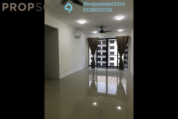 For Rent Condominium at Anjali @ North Kiara, Segambut Freehold Semi Furnished 3R/2B 2.8k