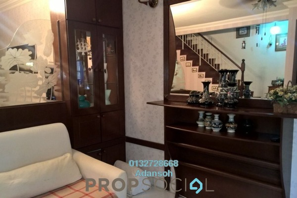 For Sale Terrace at BRP 7, Bukit Rahman Putra Freehold Semi Furnished 4R/3B 689k