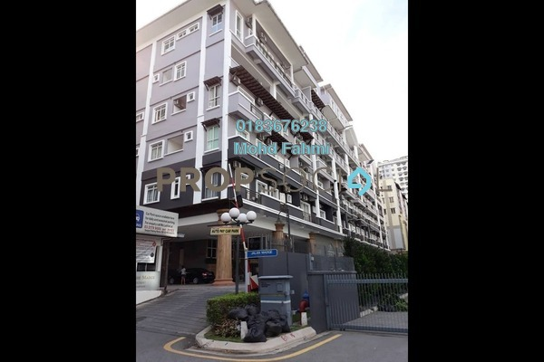 For Sale Condominium at Mei On The Madge, Ampang Hilir Freehold Fully Furnished 6R/3B 1.13m