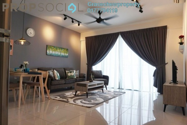 For Rent Serviced Residence at Teega, Puteri Harbour Freehold Fully Furnished 1R/1B 2k